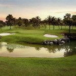 Golf-Course Le Grandeur Palm Resort Johor