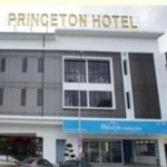 Princeton Hotel Exterior
