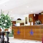 Lobby Seri Malaysia Hotel