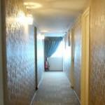 Ritz Hotel Corridor