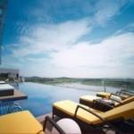 Rooftop Infinity Swimming Pool